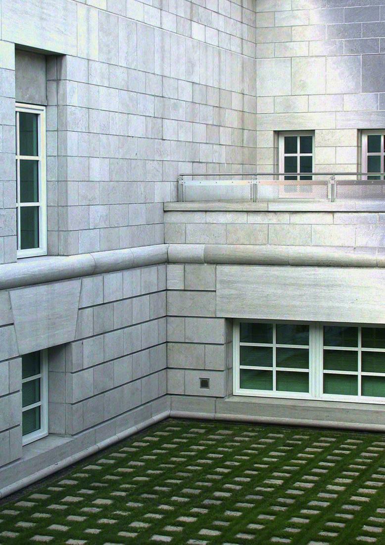Centre canadien d'Architecture (CCA), détail