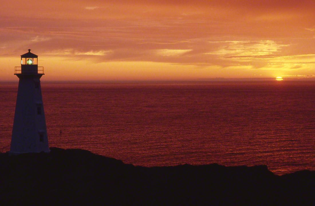 Cape Spear, Blackhead
