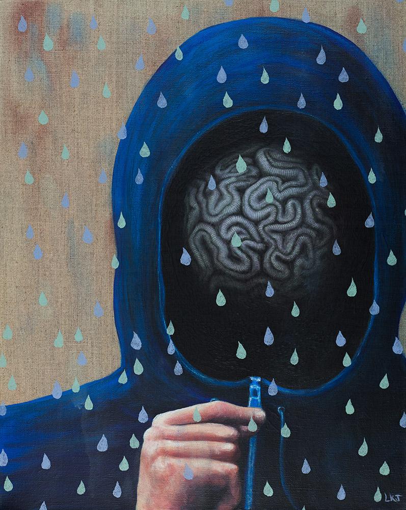 Never Mind the Rain