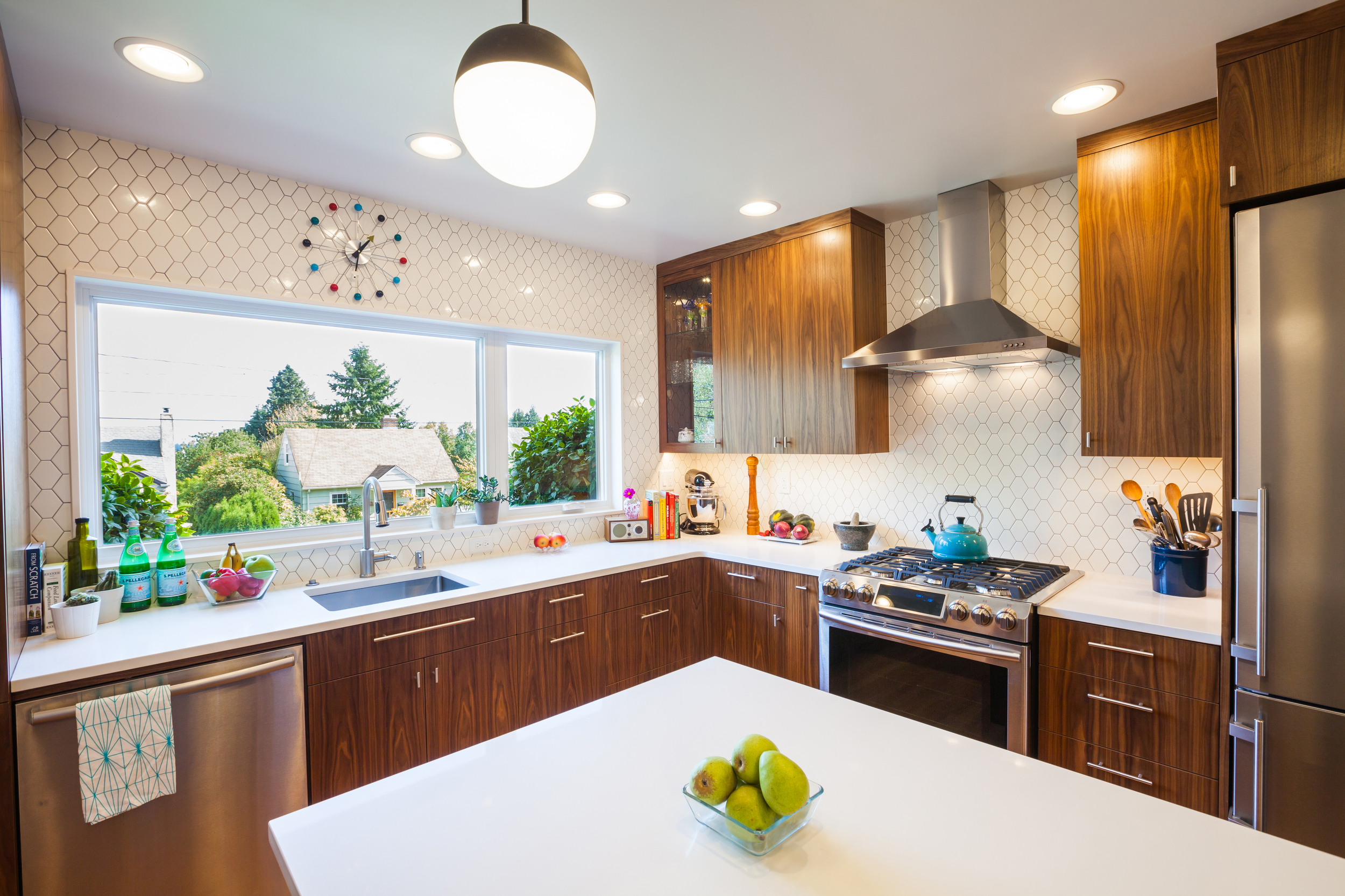 Mt. Tabor Kitchen Remodel