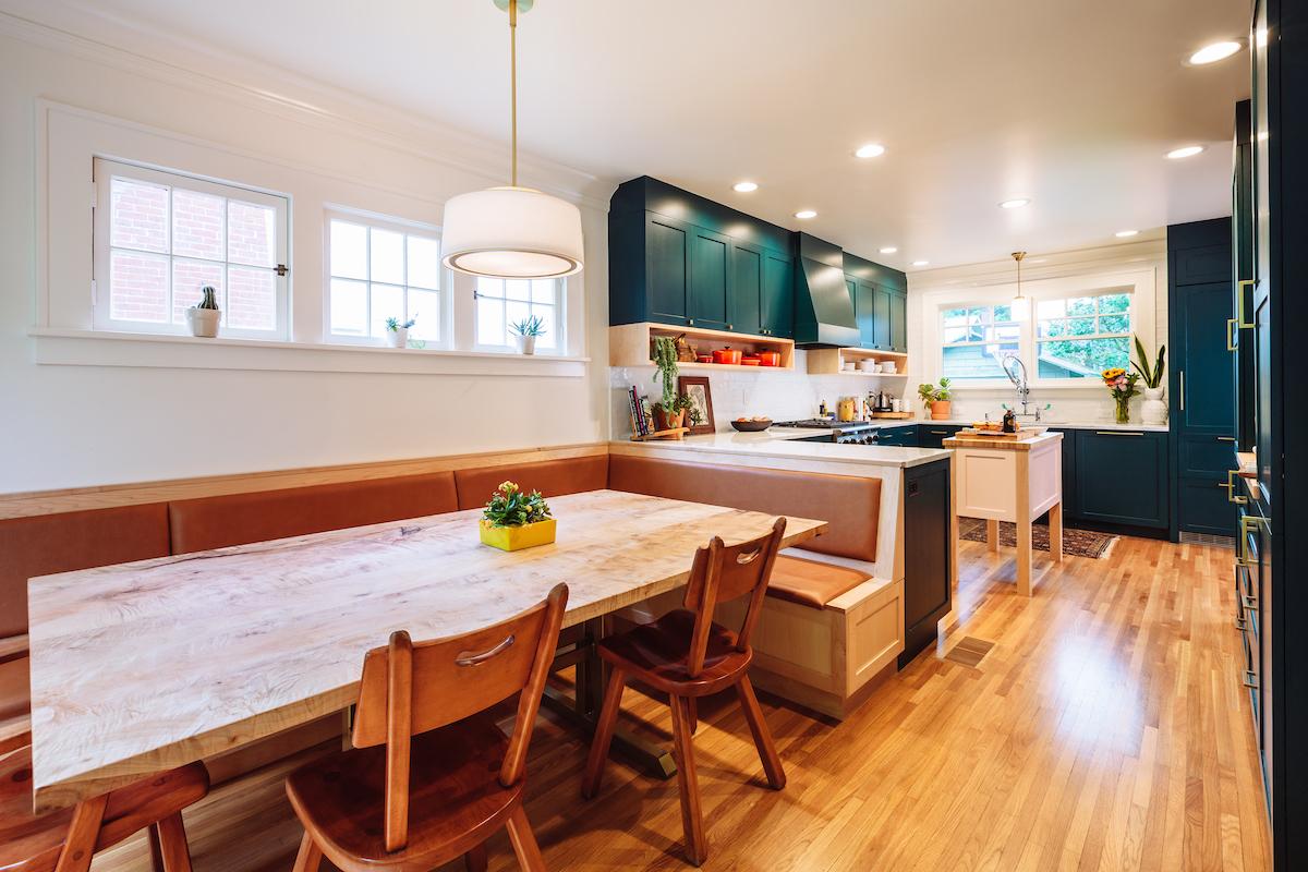 Sellwood Portland Kitchen Remodel