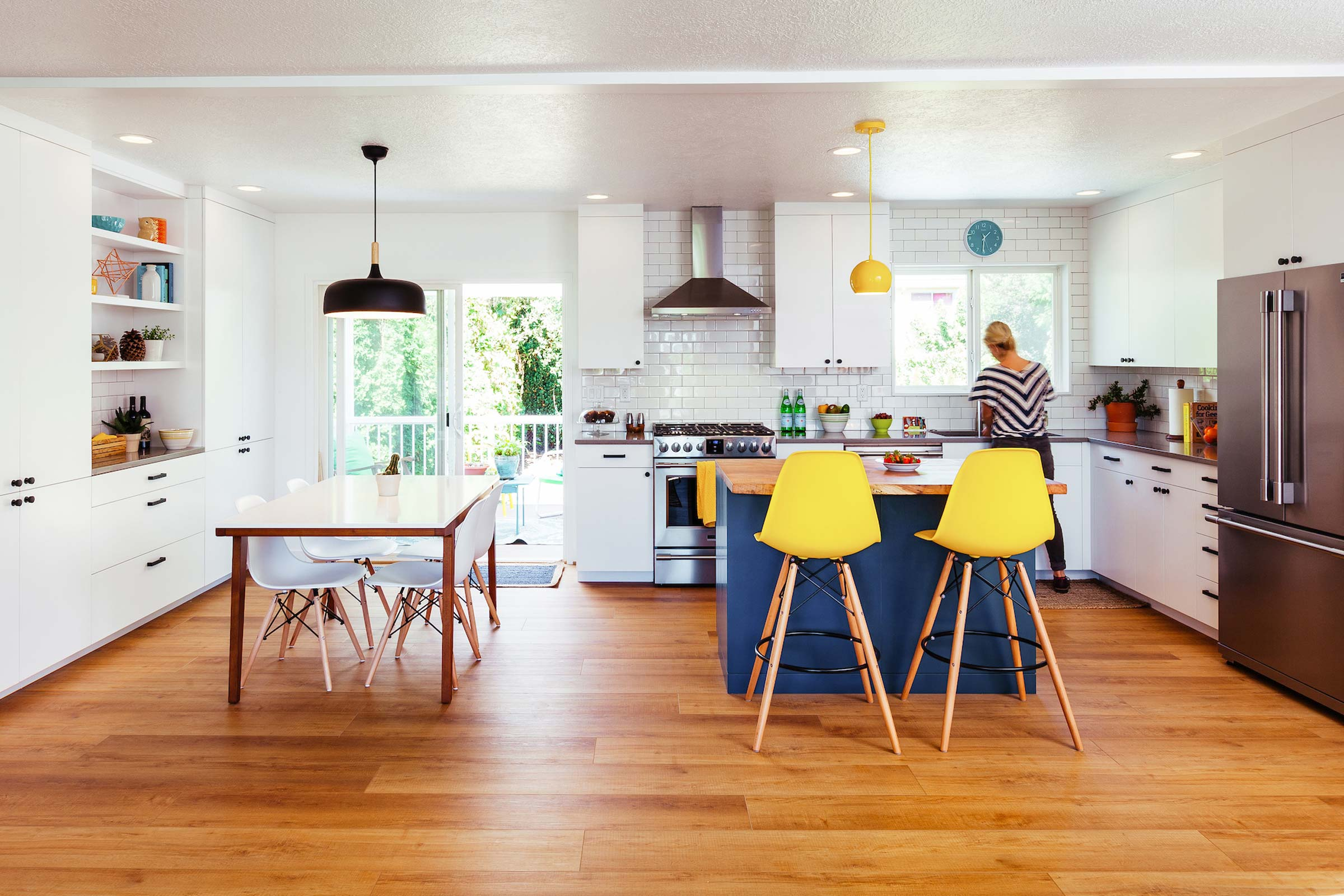 Rocky Butte Remodel    click  to view more photos