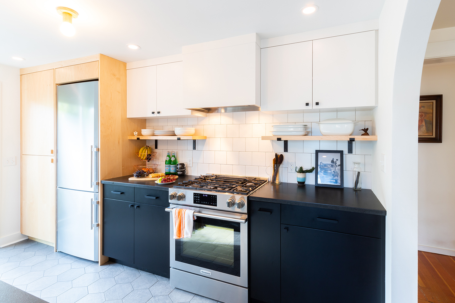 Rose City Remodel    click  to view more photos