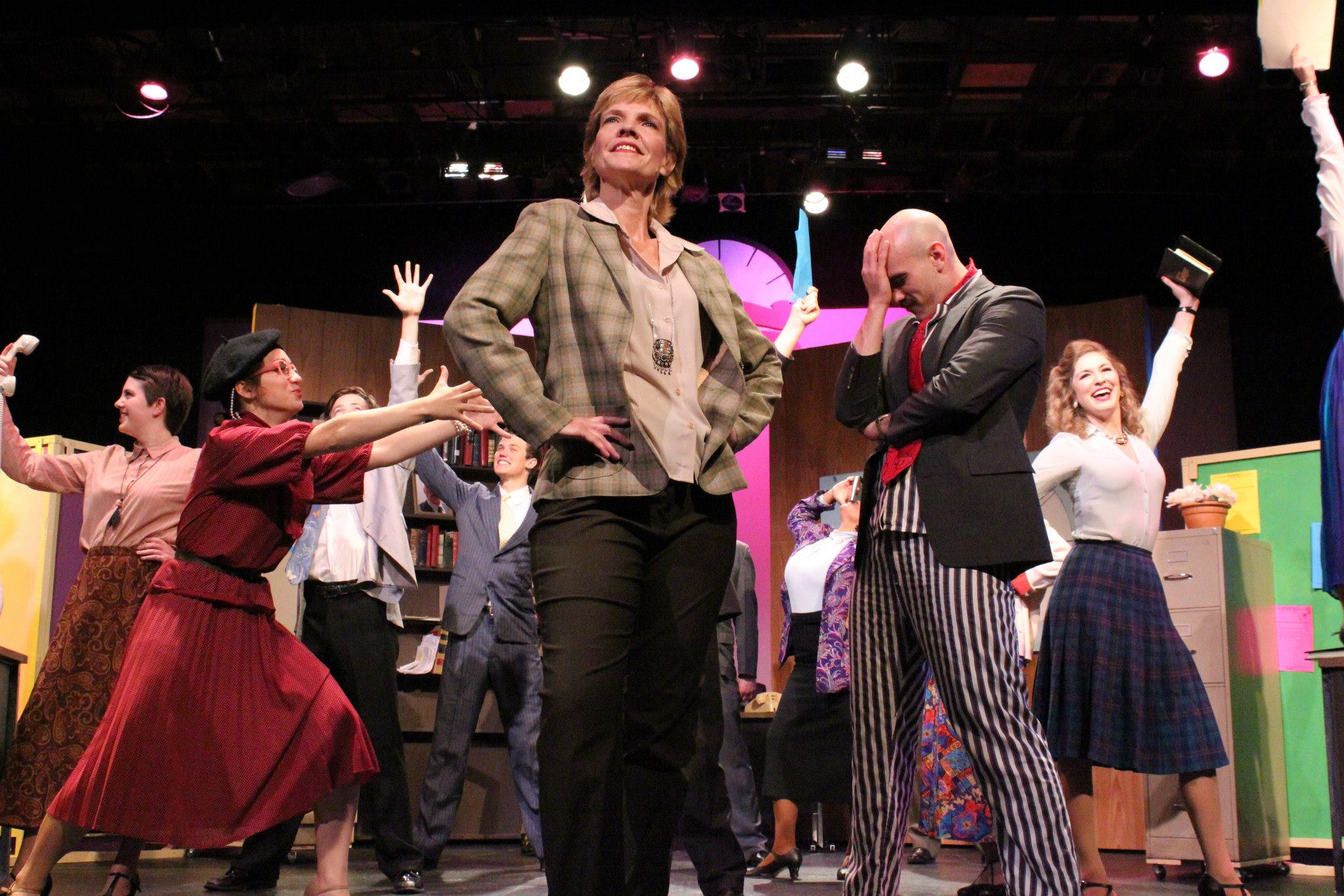 9 to 5,   Highlands Playhouse 2014