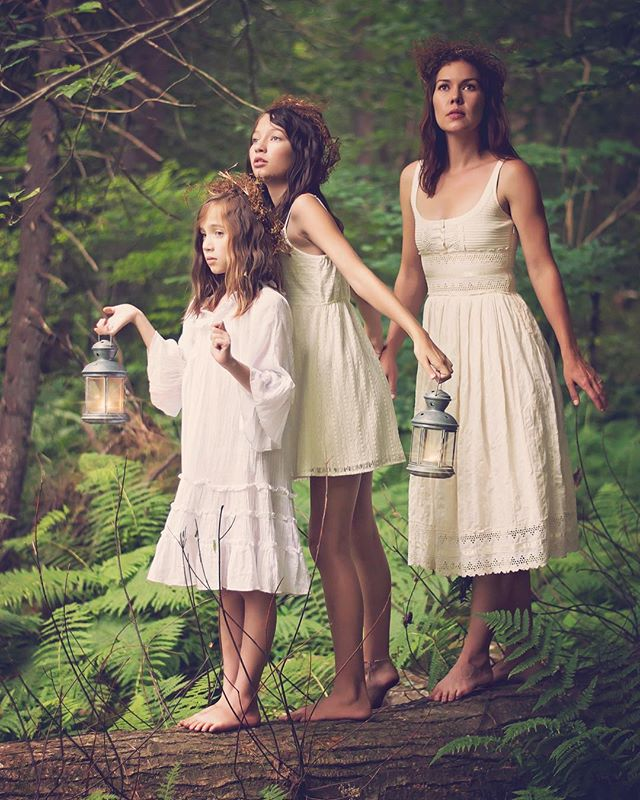 Fairy Tale Throwback to three of my very favourite ladies in the whole wide world. #tbt #fairytale #forest #beauties #family #avon #connecticut #deenarothphotography #fineartphotography #mtlphotographer #portrait #nikon #photography #storytelling #pursuitofportraits #portraitphotographer #theportraitpr0ject #Xelfies #discoverportrait #portraitstream #makeportrait #portraitmood #artofportrait  #rsa_portraits #at_diff #rsa_main #royalsnappingartists #infamous_family #photooftheday #naturallight