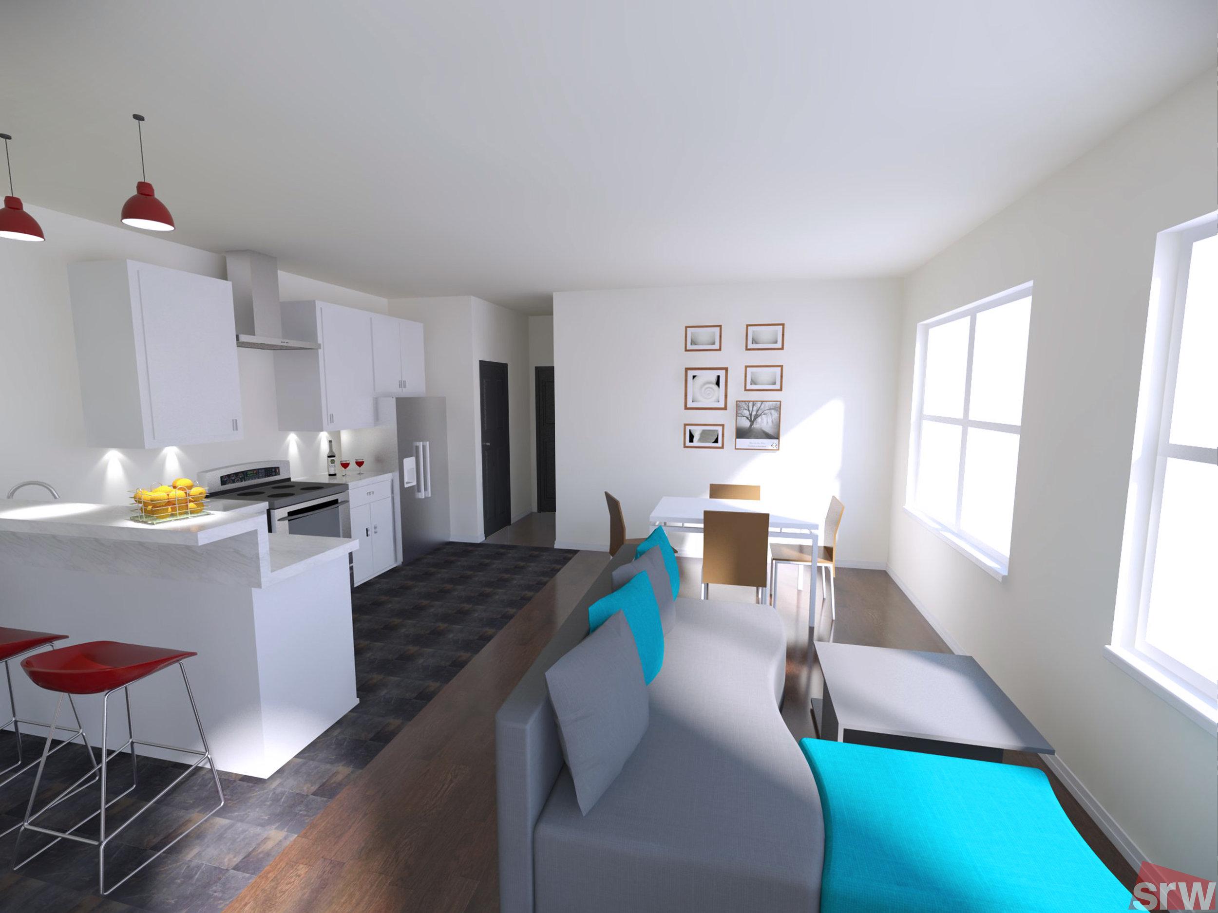Kitchen & living black door-srw.jpg