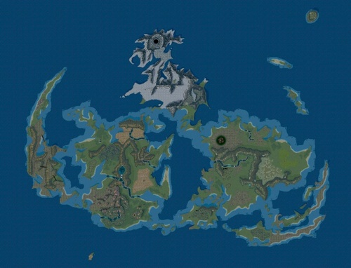 The Best and Worst JRPG World Maps