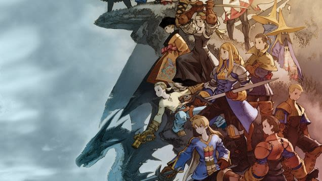 Smelling the Roses Without Any Noses: Final Fantasy Tactics in 2015