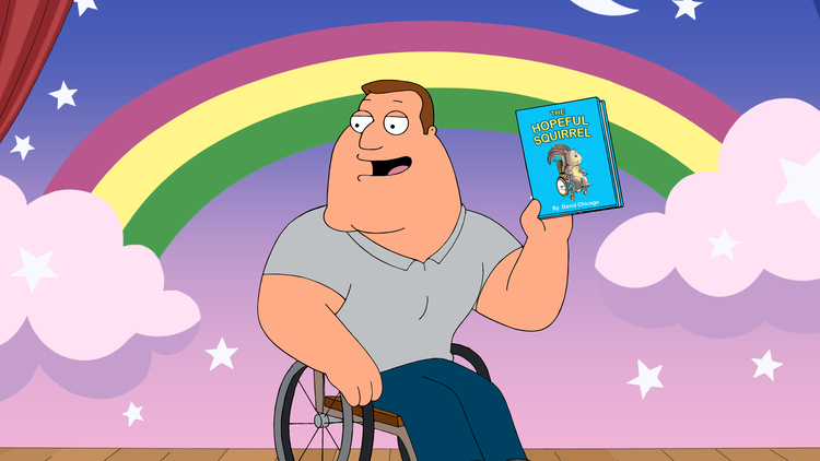 Family Guy: The Book of Joe (13-2)
