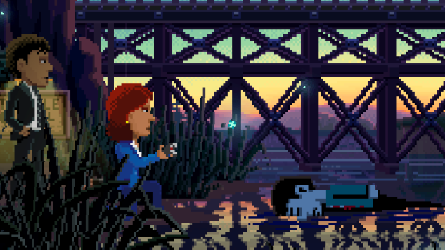 Thimbleweed Park: The Return of the Point-and-Click Professionals