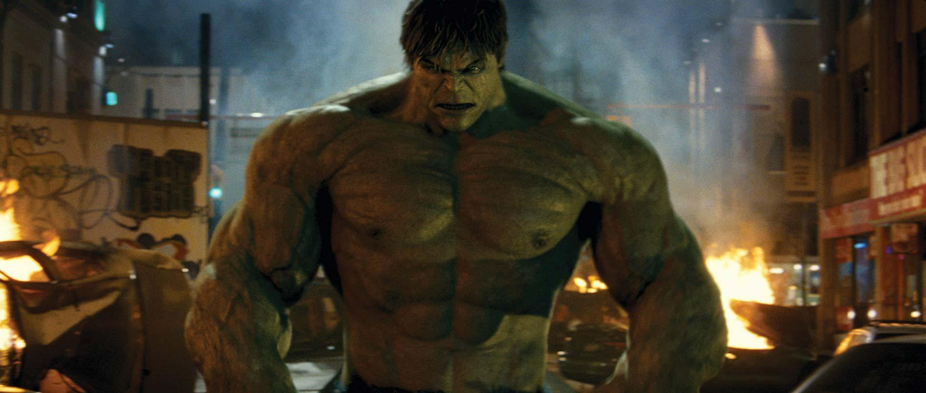 The Incredibl(y Mundane) Hulk