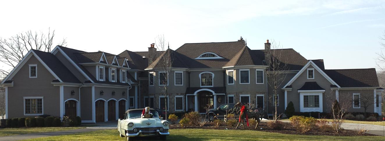 bernardsville home   type: single family new construction  YEAR: 2014  location: new jersey