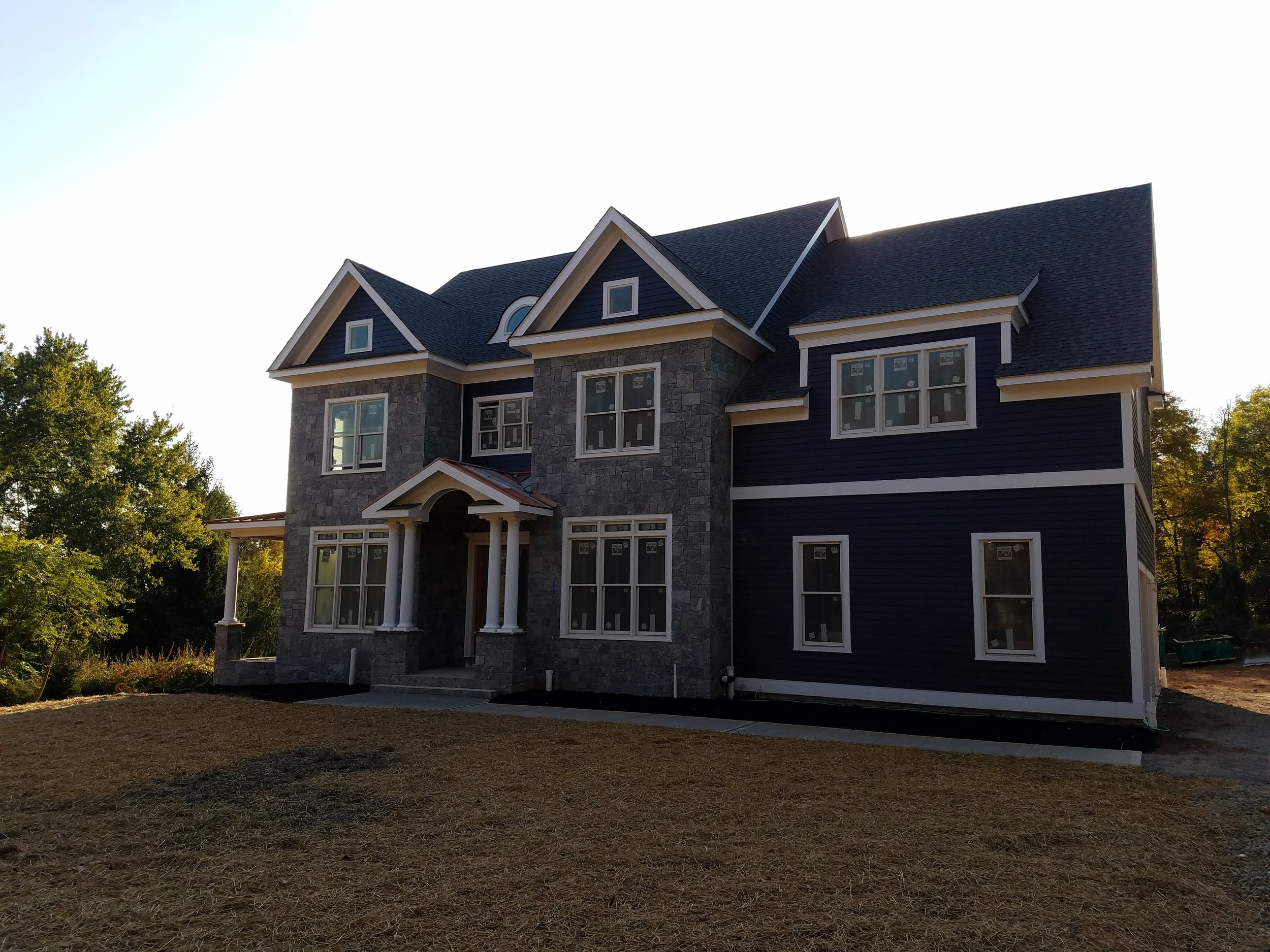 MENDHAM HOME   TYPE: SINGLE FAMILY NEW CONSTRUCTION  YEAR: 2016 (in progress)  LOCATION: New jersey  size: 5,000 sf
