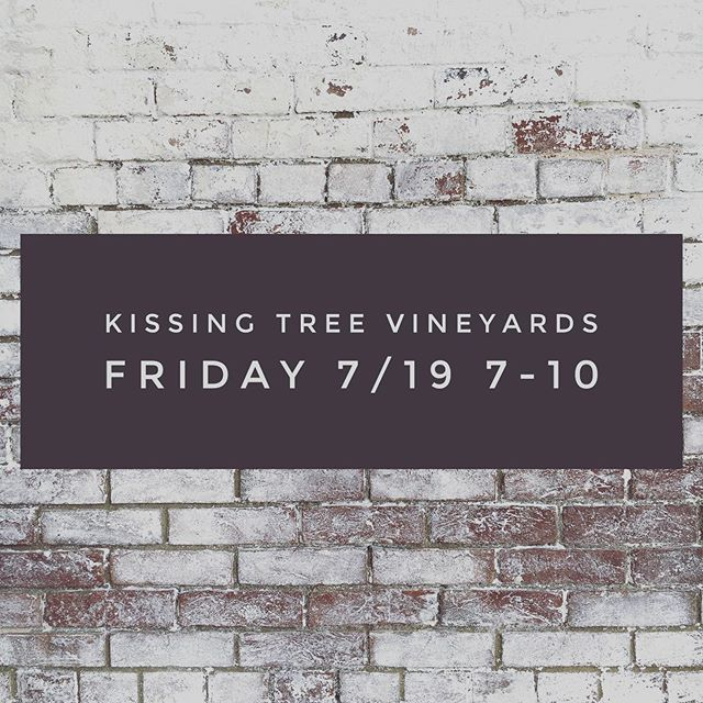 Songs + stories + sipping wine at @kissingtreevineyards - who's in? 🍷🎶 #amyhoopermusic #texaswinetrail #kissingtree