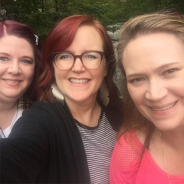 Best weekend with my best girls. They took me in our first week at Baylor and we've been sisters ever since. 27 years and counting! #besties #sistersyouchoose