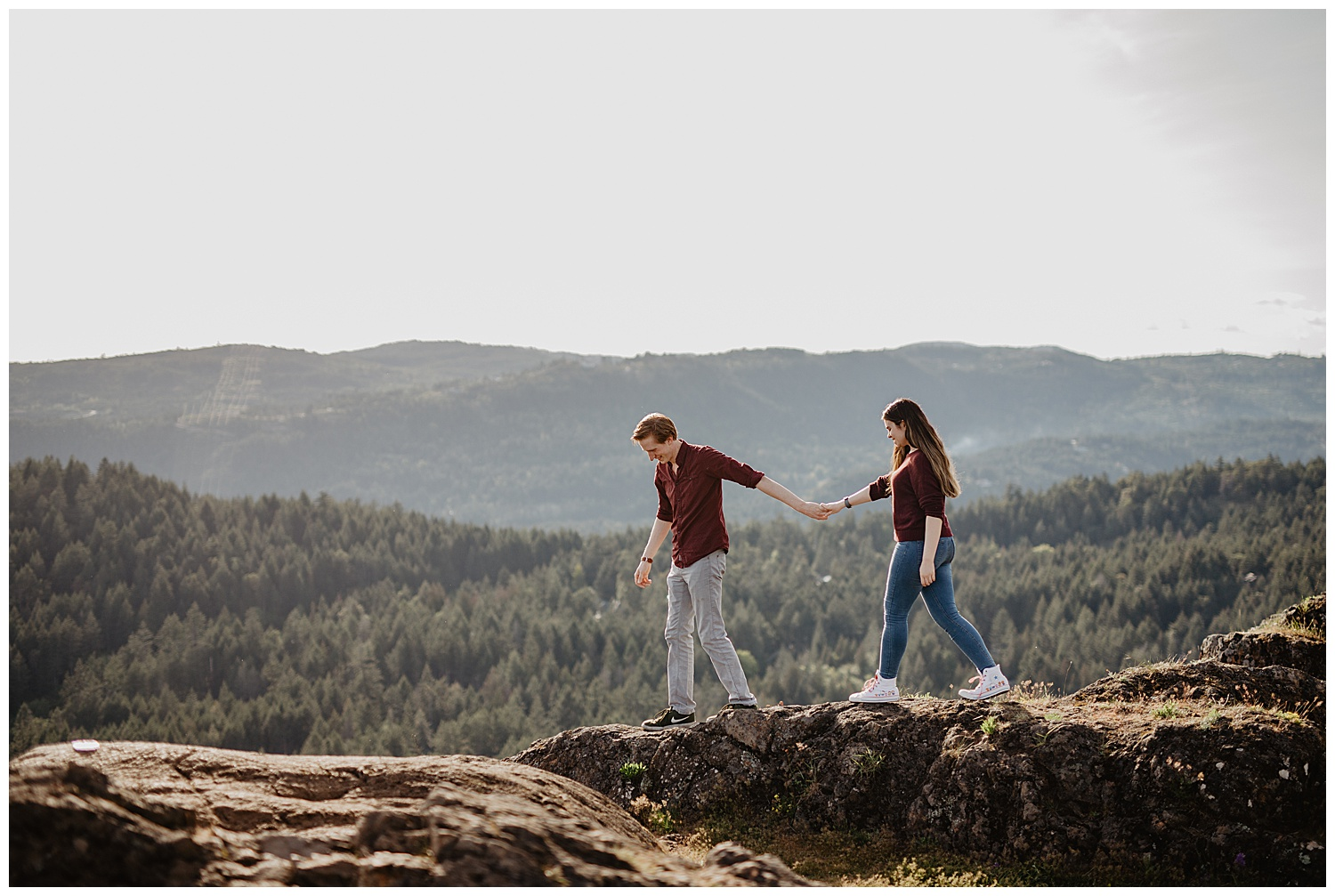 Lone Tree Hill Early Summer Golden Hour Engagement_007_WEB.jpg