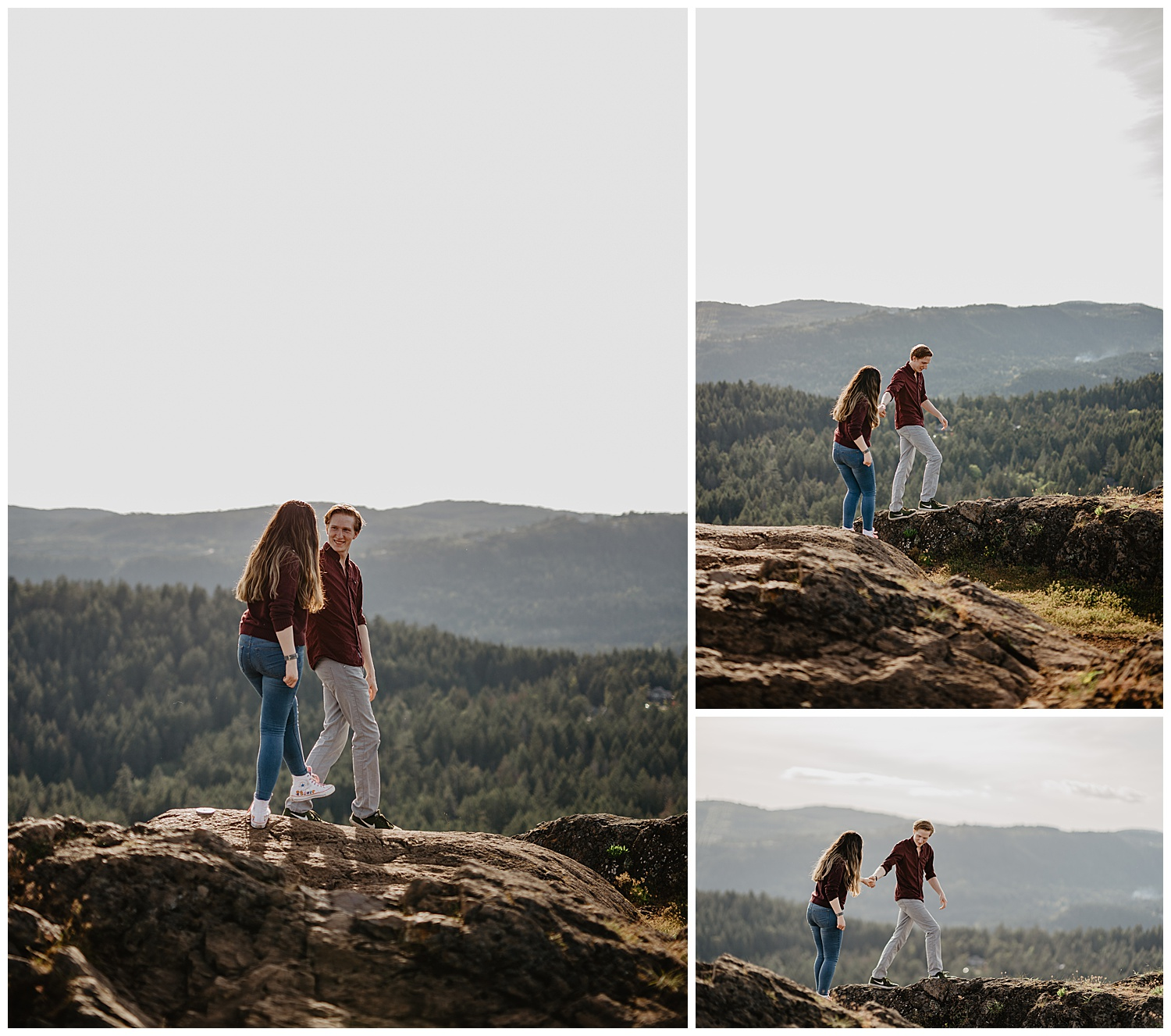 Lone Tree Hill Early Summer Golden Hour Engagement_001_WEB.jpg