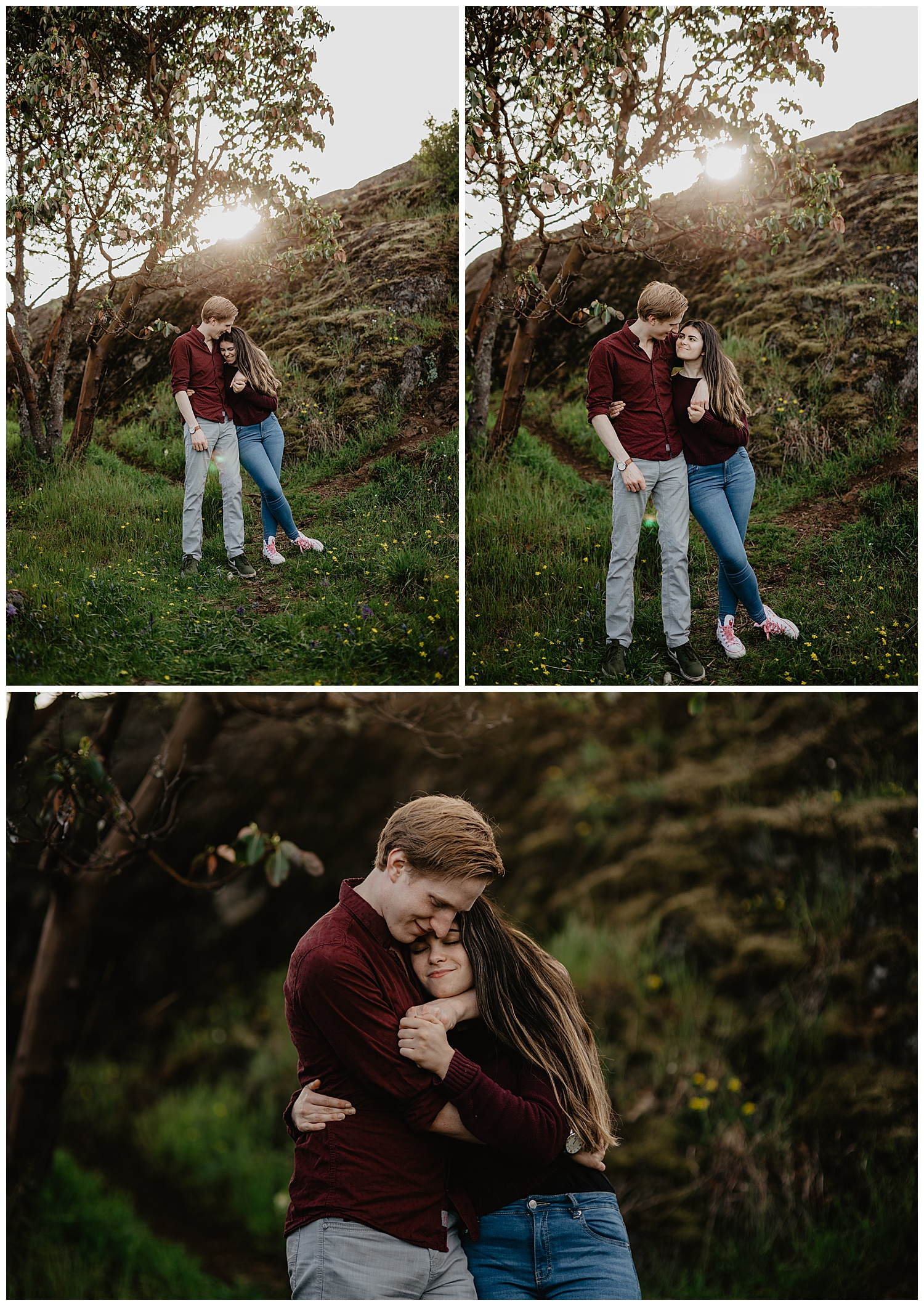 Lone Tree Hill Early Summer Golden Hour Engagement_341_WEB.jpg