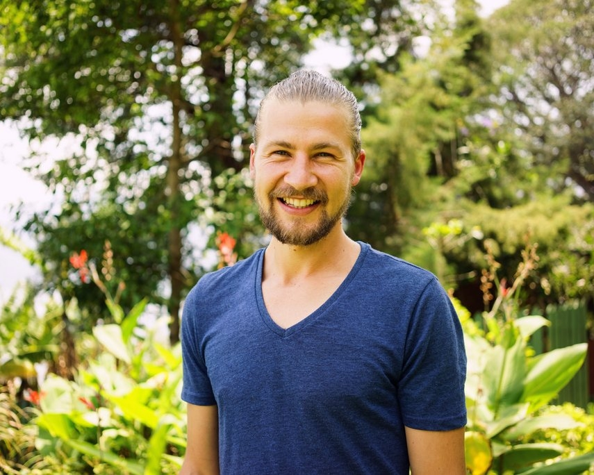 Severin Geser (Astrologer, Yogini, + Meditation Instructor )