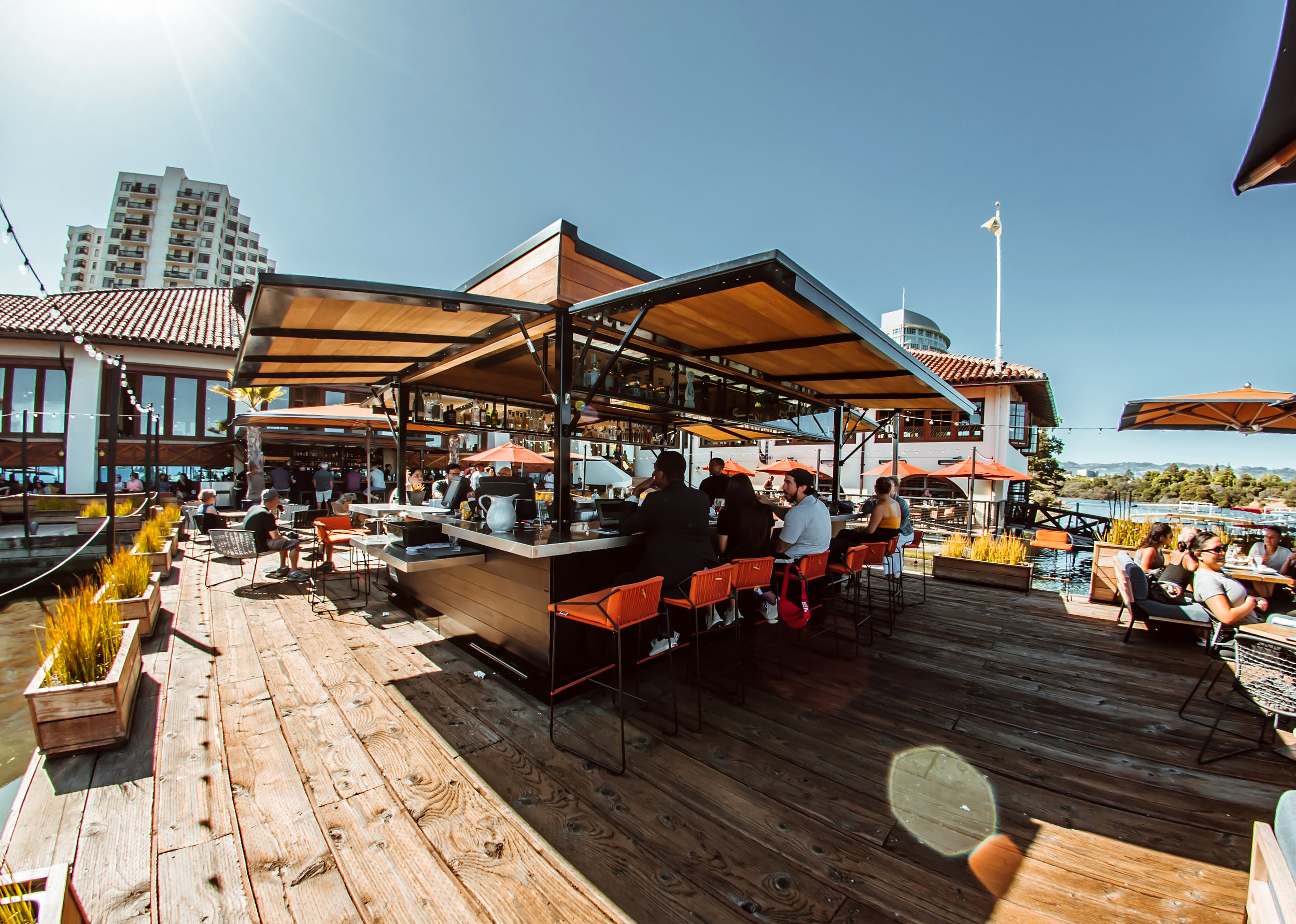 Tequila Pier Bar