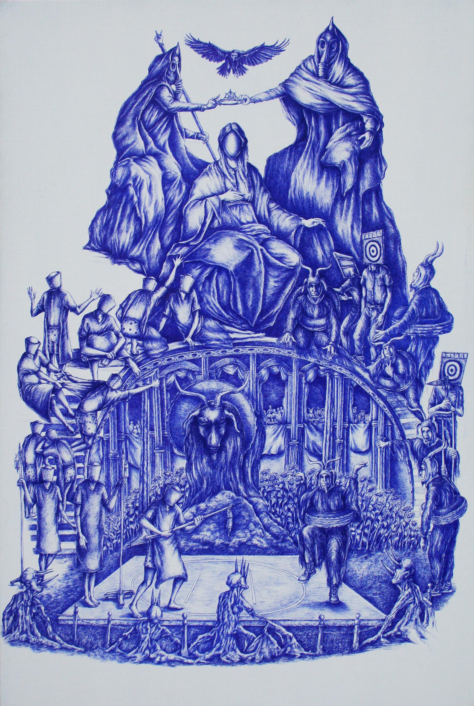 Coronation of the Faceless