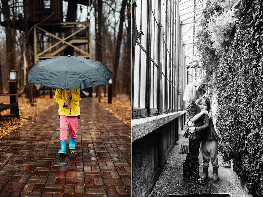 Longwood Gardens child photography