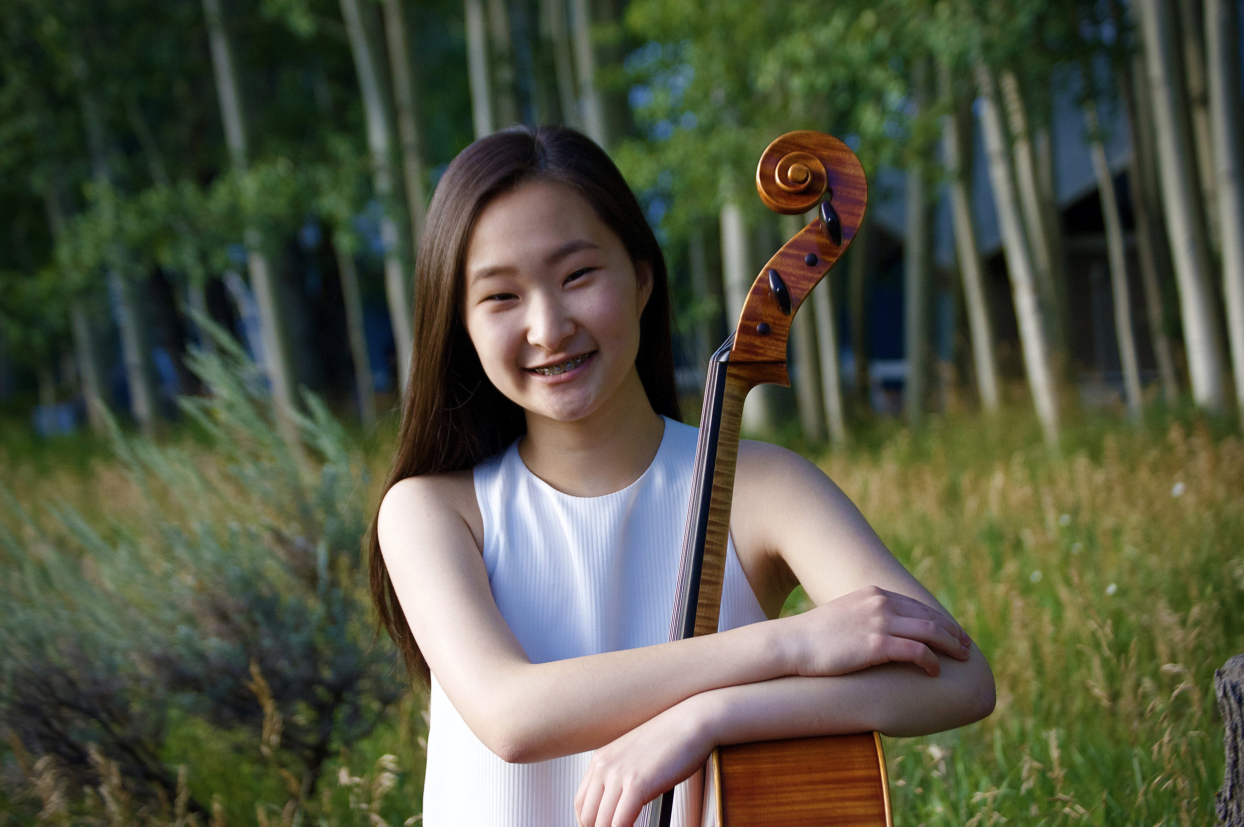 Olivia Yelim Cho, cello