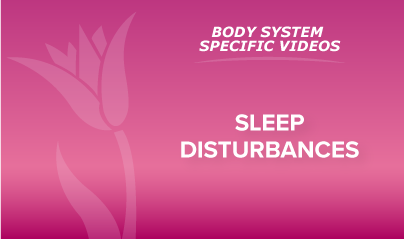 8 - Sleep Disturbances