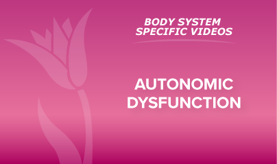 12 - Autonomic Dysfunction