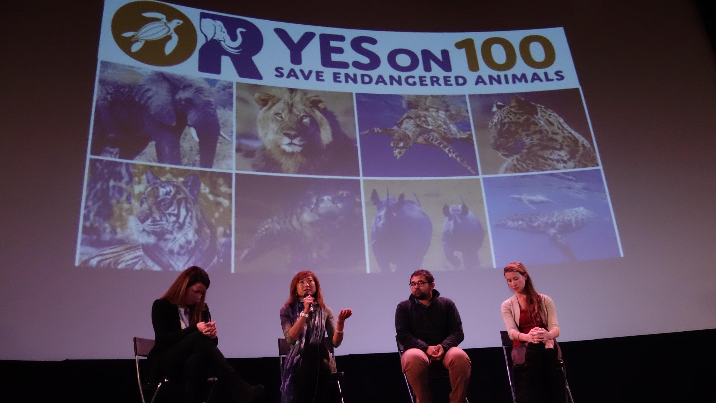 Portland EcoFilm_Yes On 100 panel.JPG
