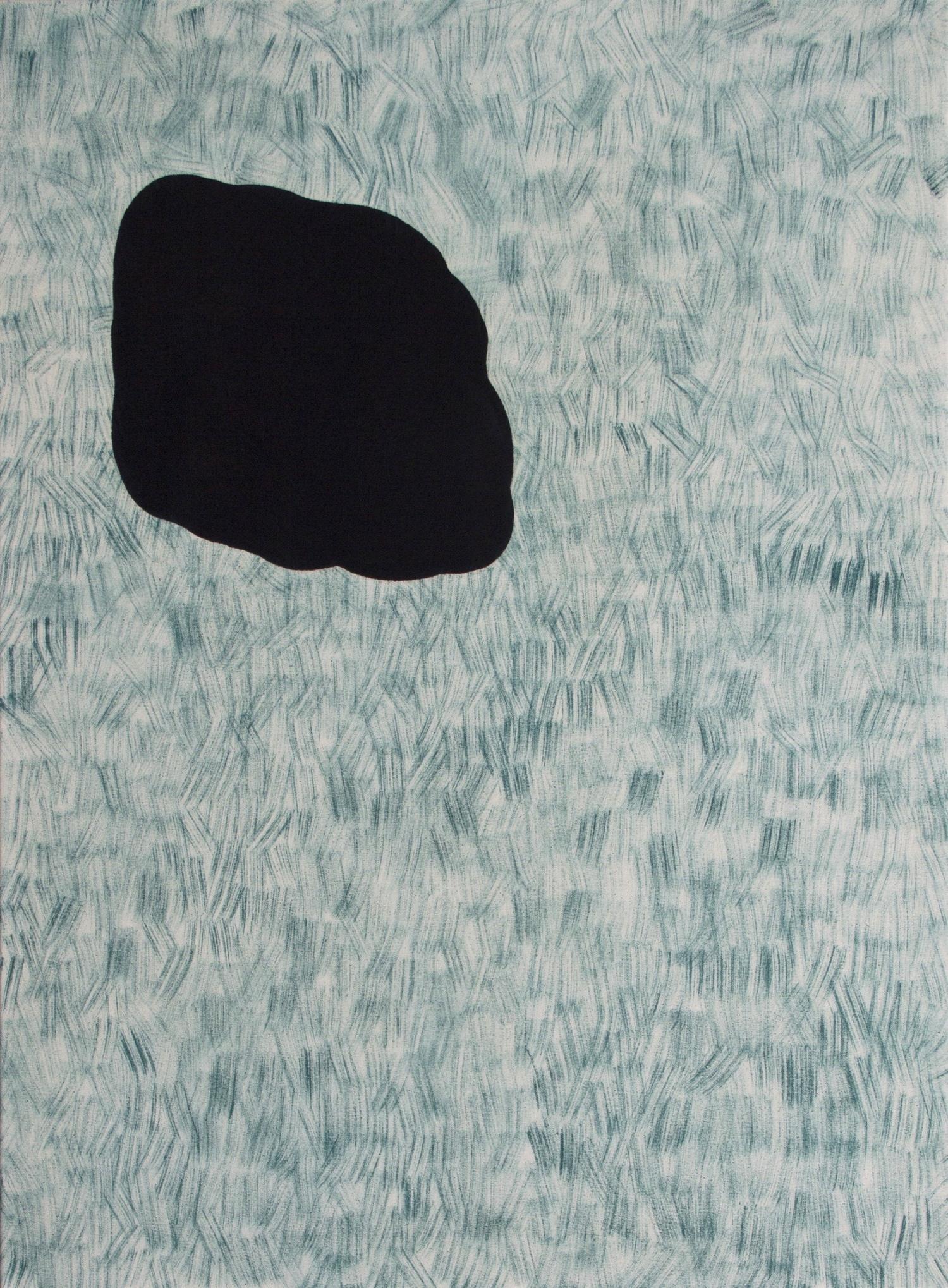 Uncommon Bundles No. 8 , oil on canvas, 56 x 76 cm, 2015.