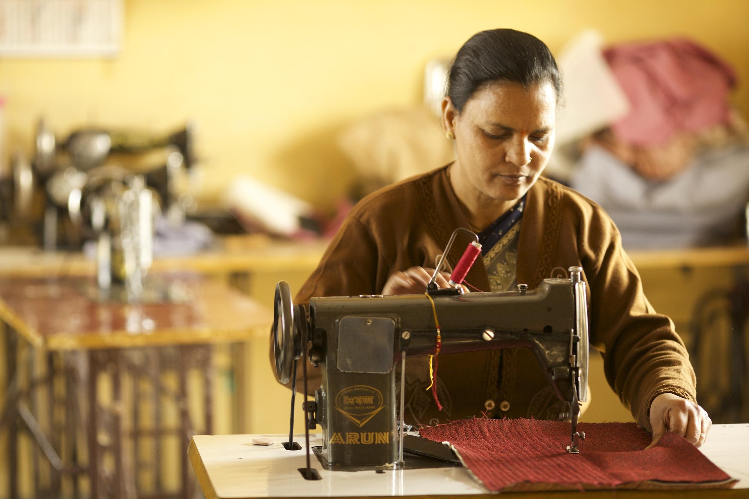 Babita Yadav, single mother of 1