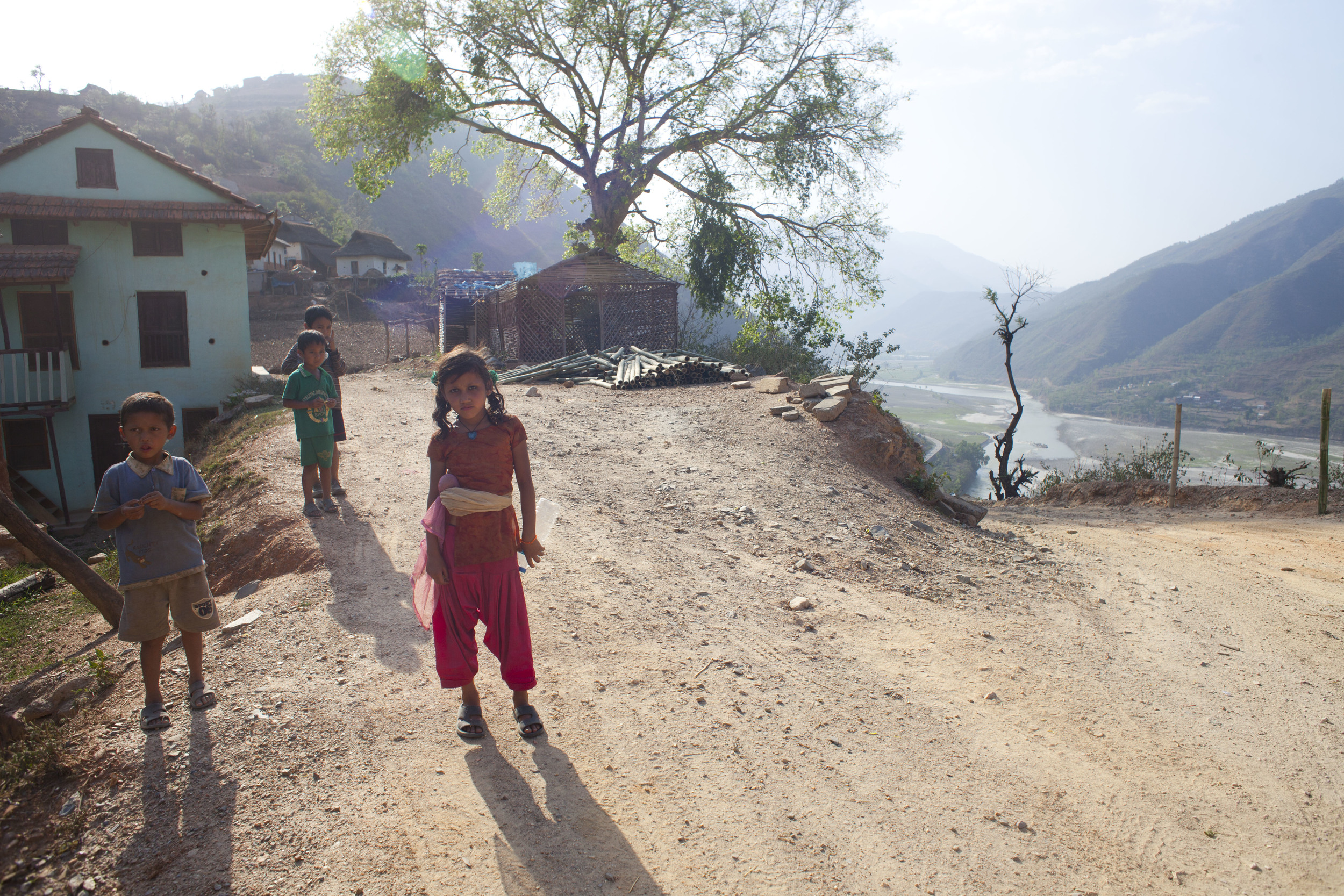 Rural Eastern Nepal