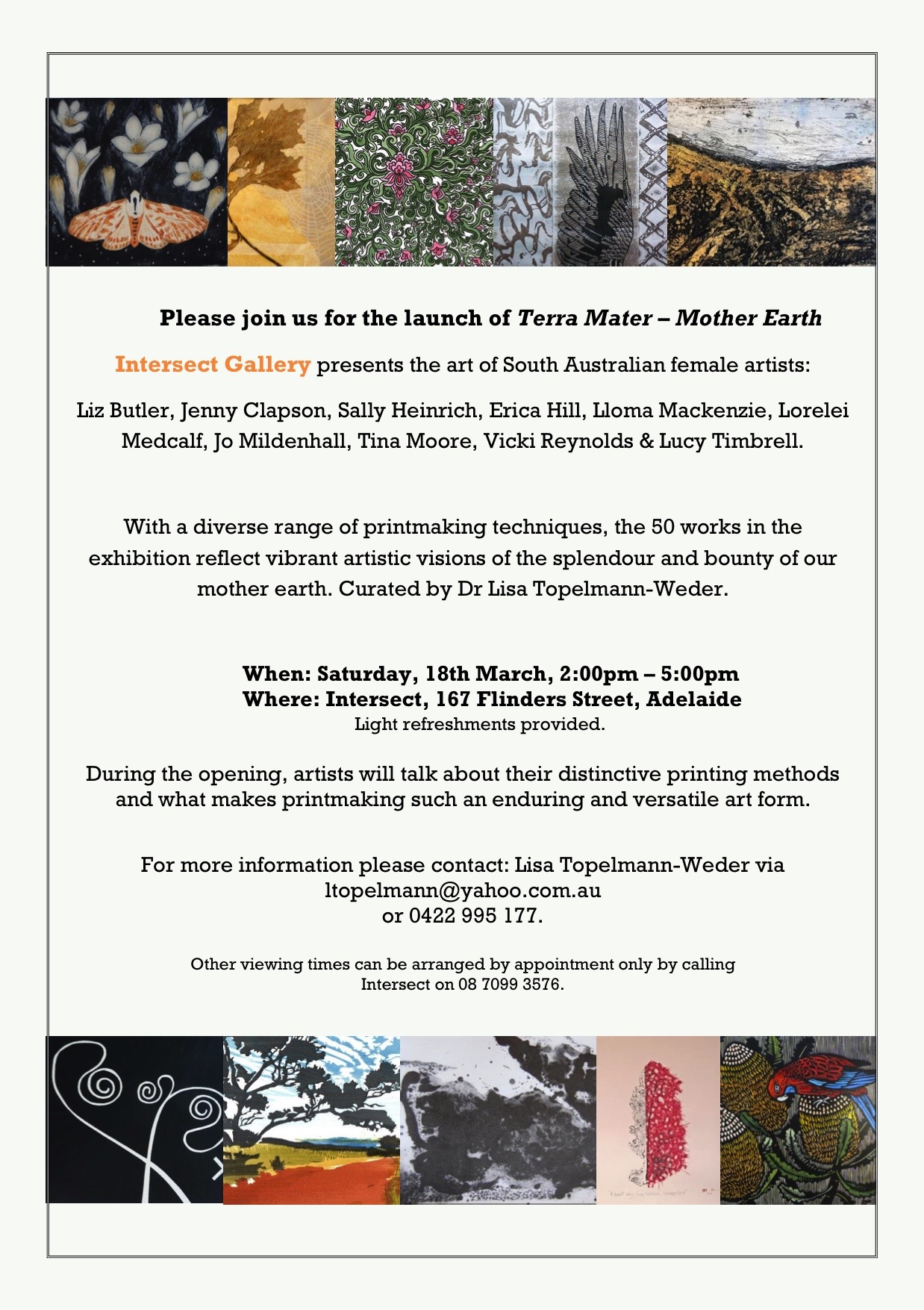 Invitation to Terra Mater   Exhibition Launch at Intersect Gallery.jpg