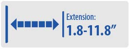 """Extension: 1-8.1"""" 