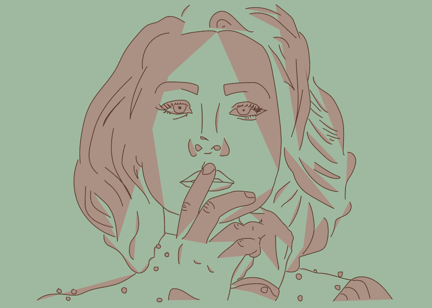 Illustration courtesy of B-SIDE'S own Marie Lachance!