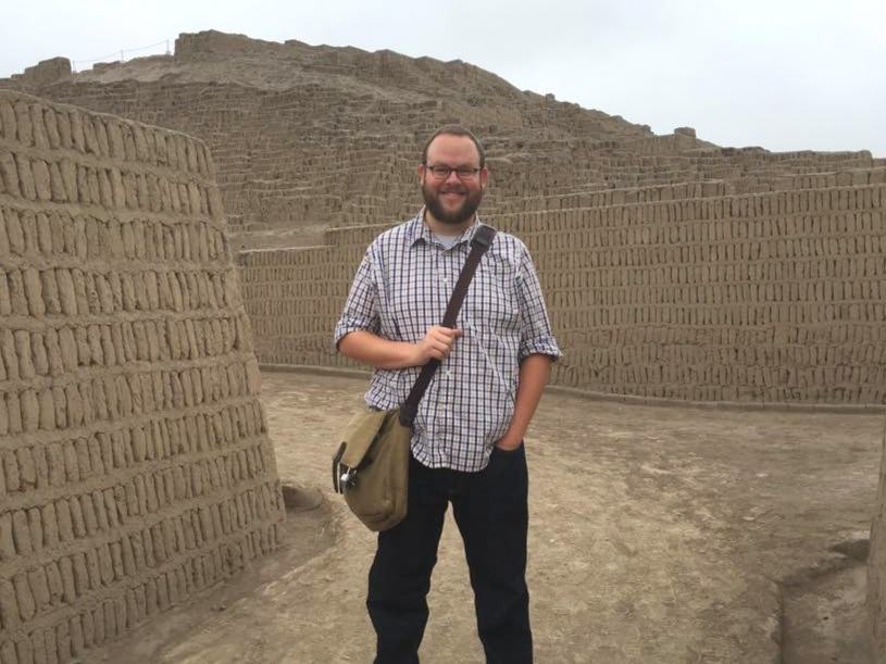 Huaca Pucllana.  2016 World Mummy Congress. Lima, Peru.