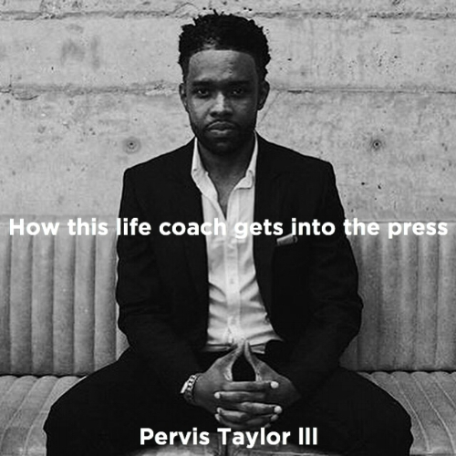 Pervis Taylor - Pitch the press