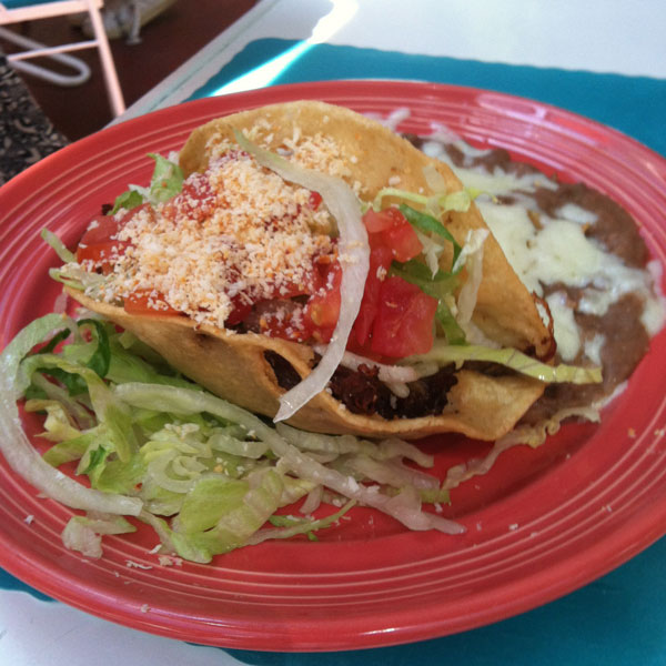 Wait until you taste a real taco when you're in San Diego
