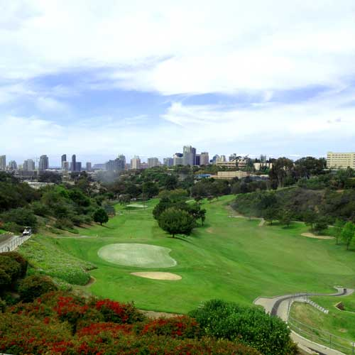 Balboa Golf course, my favorite!