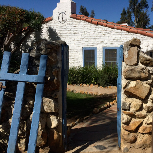Carrillo Ranch is not made with Legos but with actual bricks, stones, and wood. What a concept!