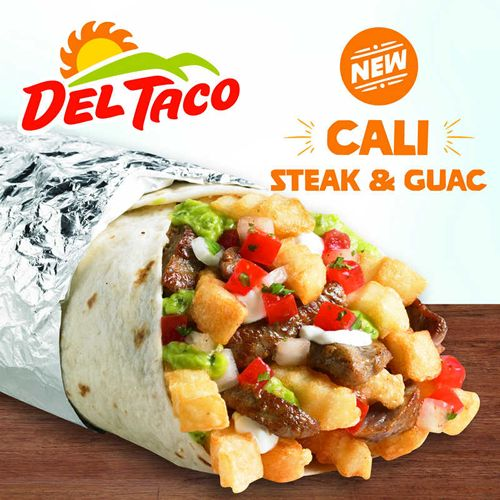 Fast food faker California Burrito - is nothing sacred?