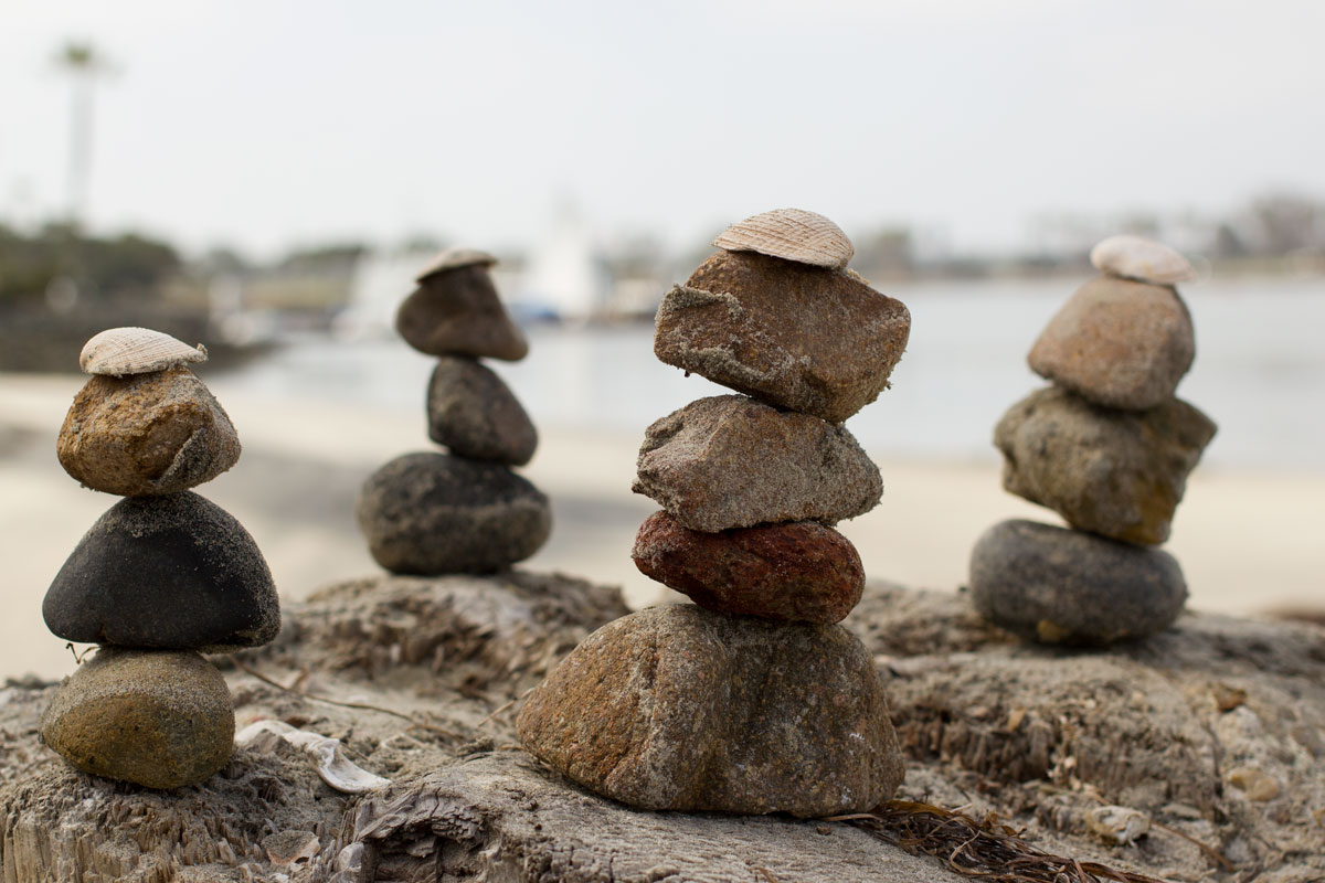 Get that balance back into your life with a stay at Paradise Point.