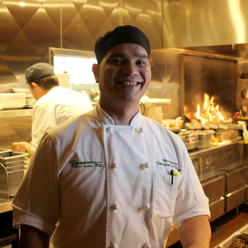 Chef Mo at Seasons 52
