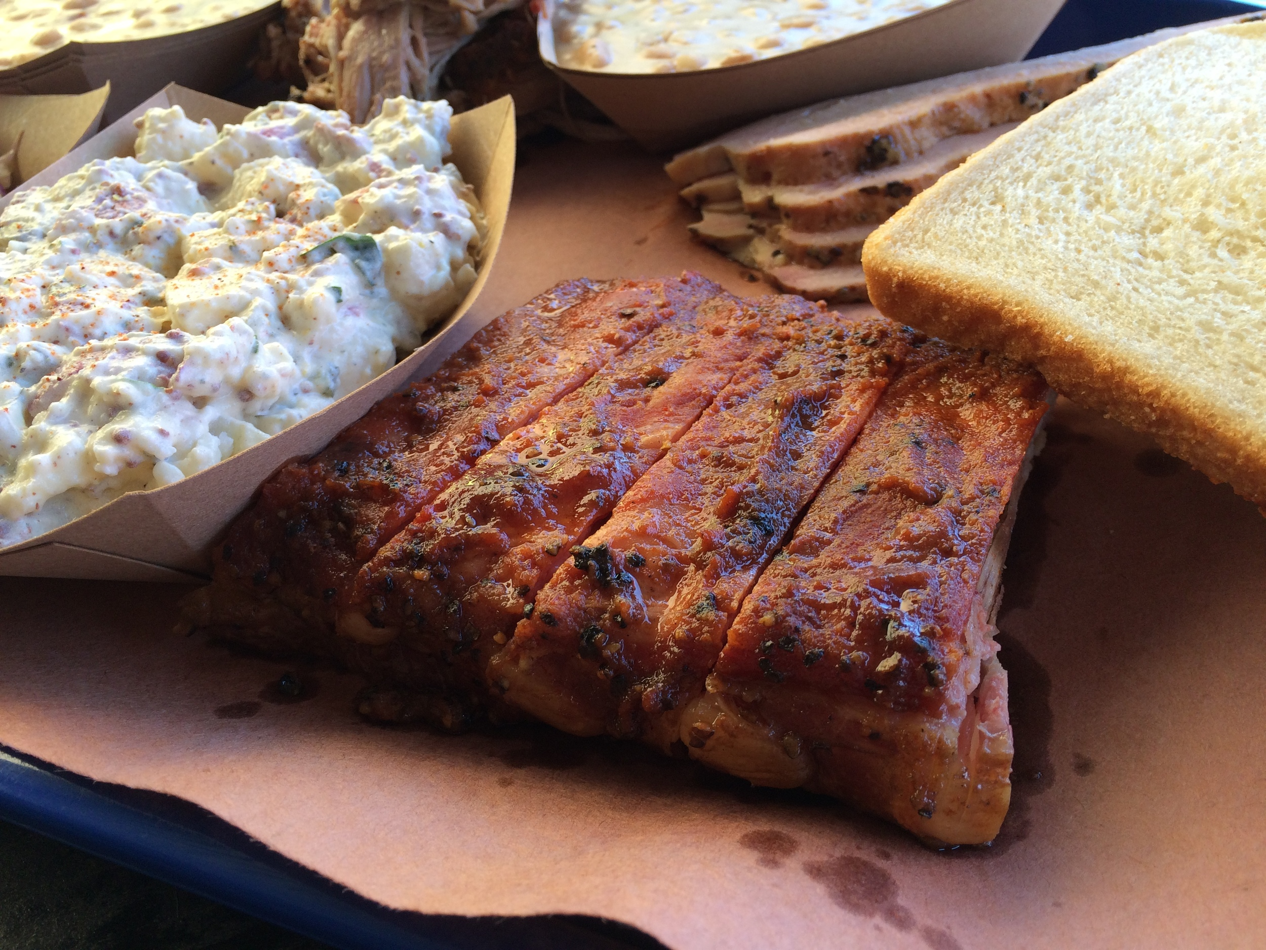 Yes, best ribs in San Diego!