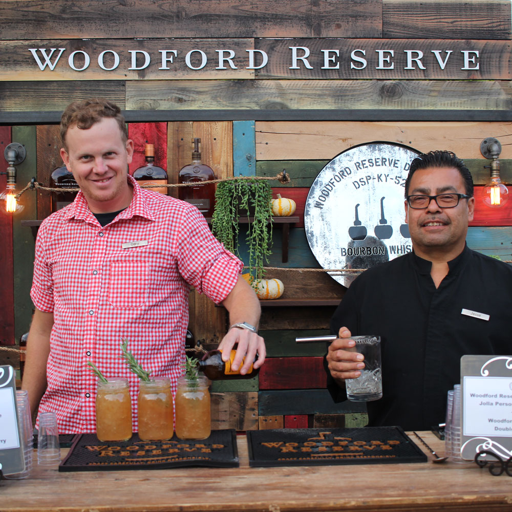 These guys At Woodford Reserve know how to mix a perfect cocktail