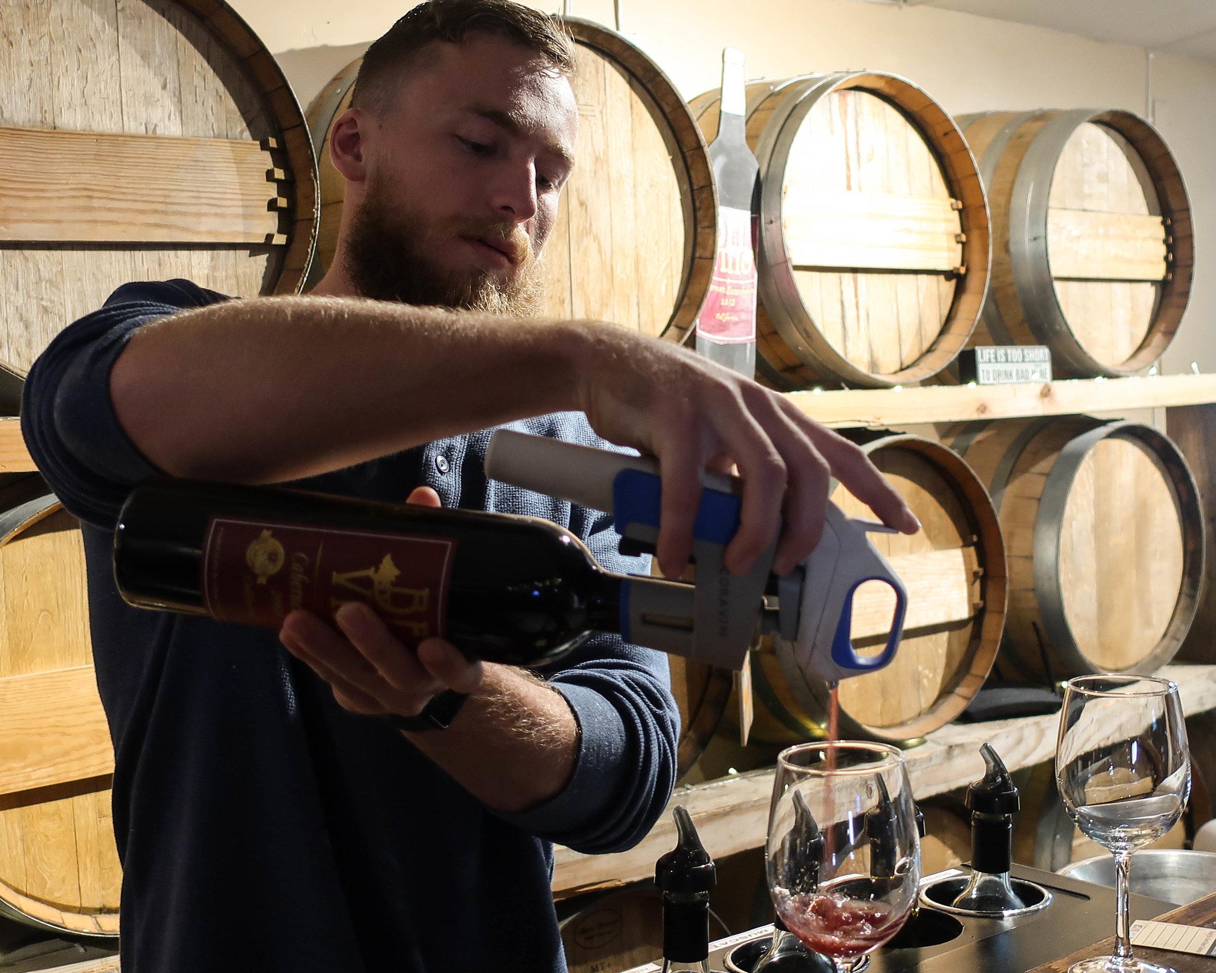 Bel Vino Winery in Temecula