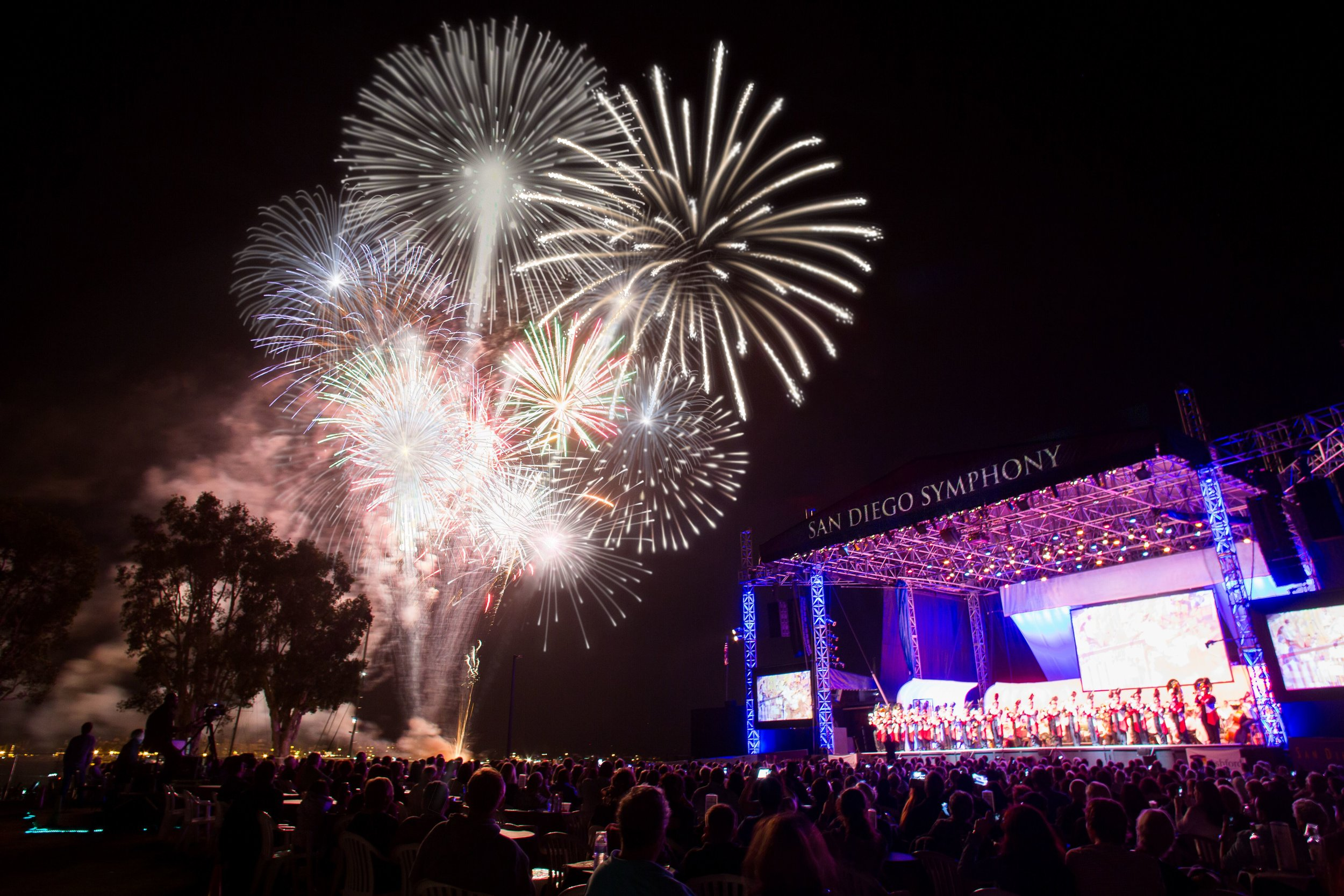 It's summer and that means San Diego Bayside Nights Concerts!