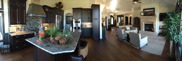 Main floor and Kitchen Remodel
