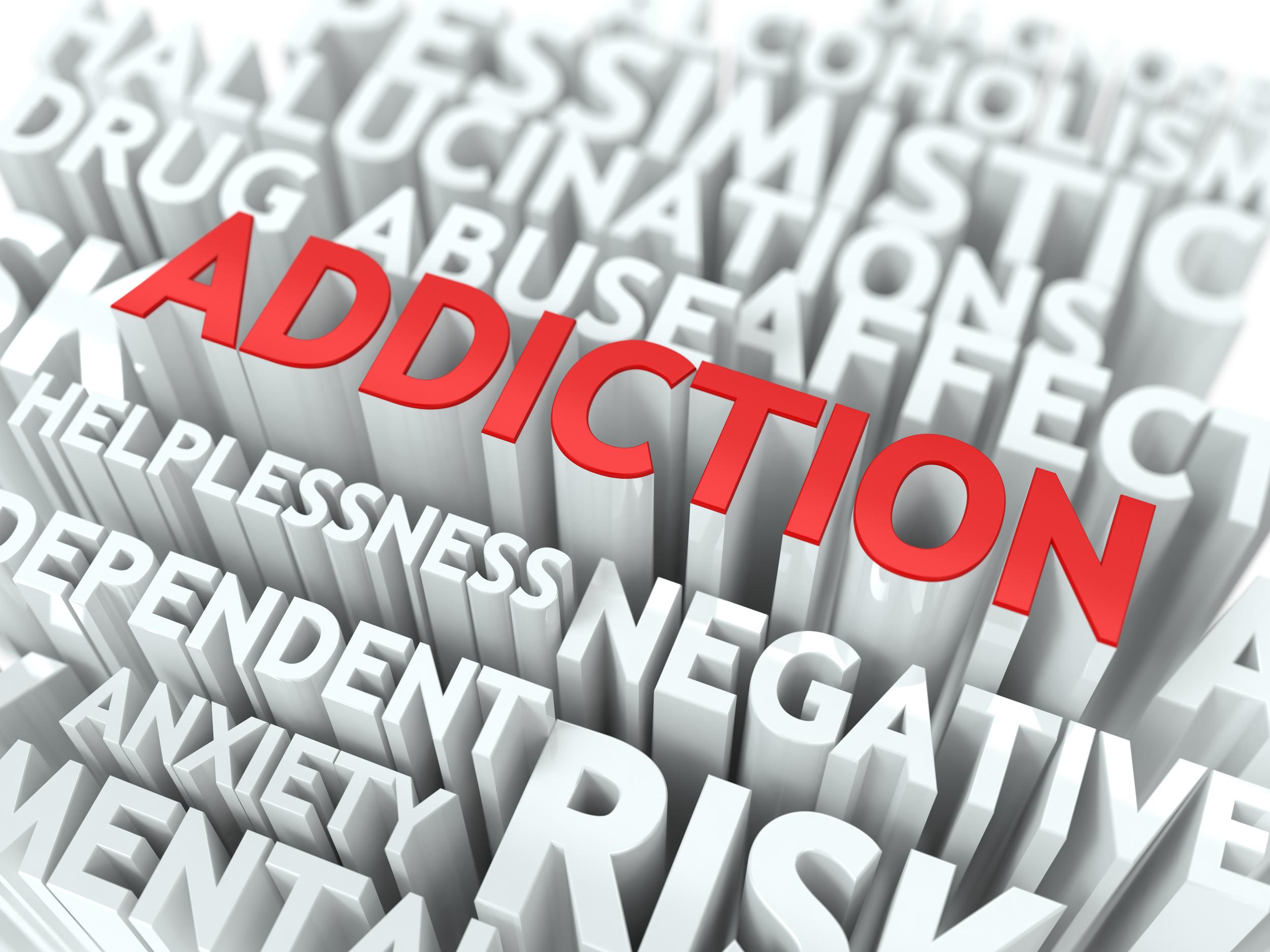substance addiction